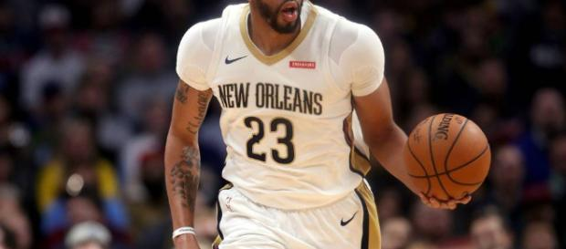 Anthony Davis injury update: Pelicans star injures groin, likely ... - sportingnews.com