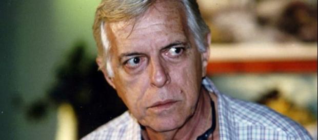 O ator Oswaldo Loureiro na novela ''Uga Uga''