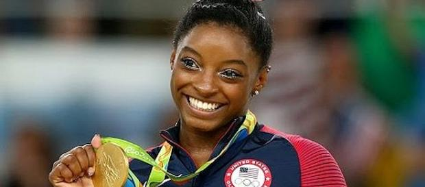 Simone Biles movie premiered on Lifetime [Image: sporteverywhere/YouTube screenshot]