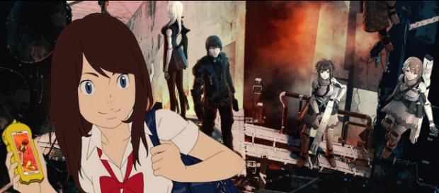 Top-5-Anime-Filme 2017 - Für Fans und Neueinsteiger. ©IG Port/Polygon Pictures Inc./OLM, Inc.