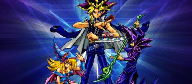 Imágenes del anime Yu-Gi-Oh. - wordpress.com