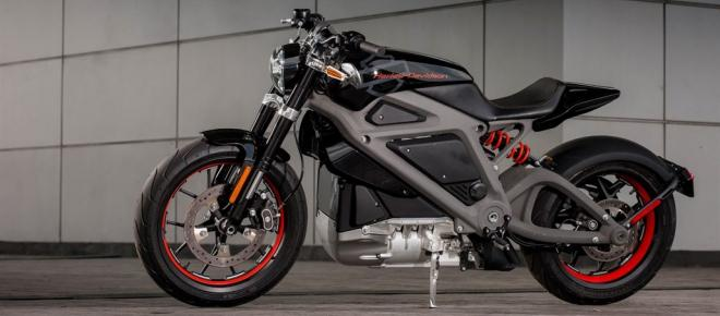 Harley-Davidson LiveWire: una moto davvero elettrica?!
