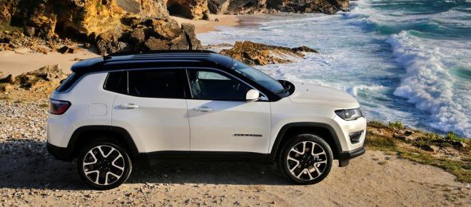 Jeep Compass a valanga, trascina il marchio a +107,79% a gennaio