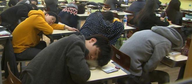 Être étudiant en Corée du Sud : un dur labeur ?