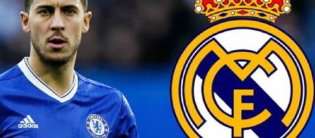 Eden Hazard estaría envuelto en la negociación