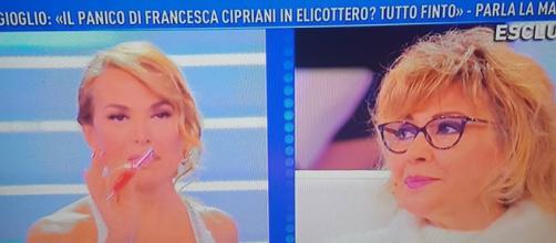 #Domenica Live: Mamma Cipriani querelerà Cristiano Malgioglio. #BlastingNews