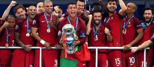 Il y a un an : le Portugal remportait l'UEFA EURO 2016 ... - uefa.com