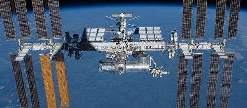 International Space Station. - [image courtesy NASA]