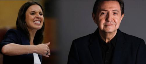 Irene Montero y Jiménez Losantos en