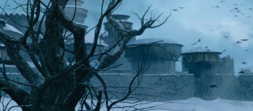 Juego de Tronos: Invernalia es cubierta en llamas en el rodaje de una gran escena