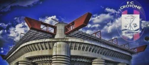 Lo stadio Giuseppe Meazza - San Siro di Milano