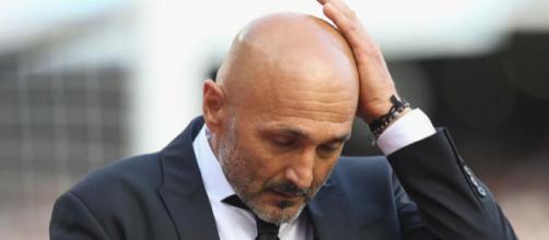 Luciano Spalletti: la sua Inter non vince ormai da otto partite di campionato