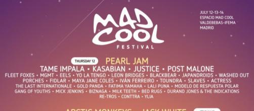 Mad Cool confirma nuevos nombres que se unen a su cartel