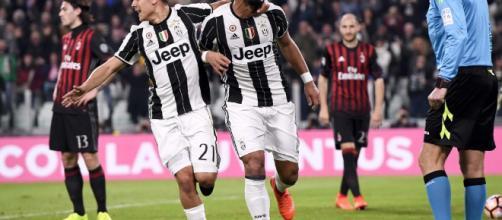 Rigore di Dybala all'ultimo secondo: la Juventus batte il Milan 2 ... - eurosport.com