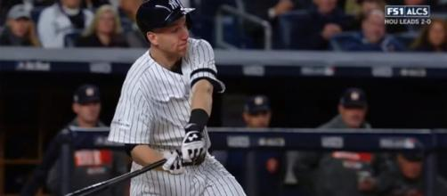 Todd Frazier has signed with the Mets - [Image via Youtube / MLB]