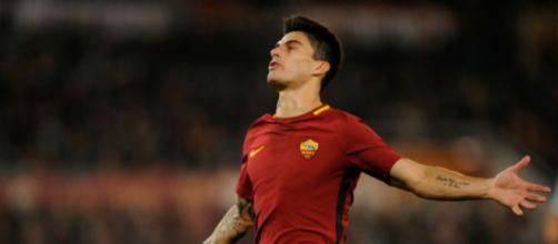 Vecino salva nel finale l'Inter 1-1 con la Roma a San Siro - fanpage.it