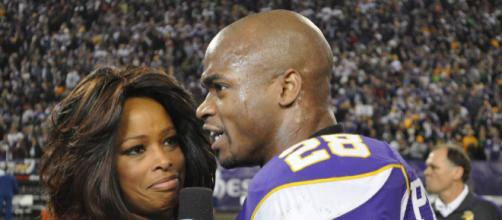 Where will Adrian Peterson play next season? / Photo via Joe Bilawa, Flickr CC