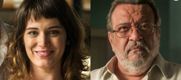 Clara se vinga de Gustavo em O Outro Lado do Paraíso (Foto: TV Globo)