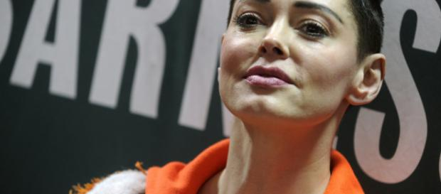 I don't come from your planet': Rose McGowan gets into shouting ... - nationalpost.com