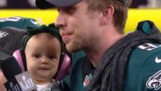 MVP Nick Foles gives flawless performance, Eagles secure first Super Bowl win