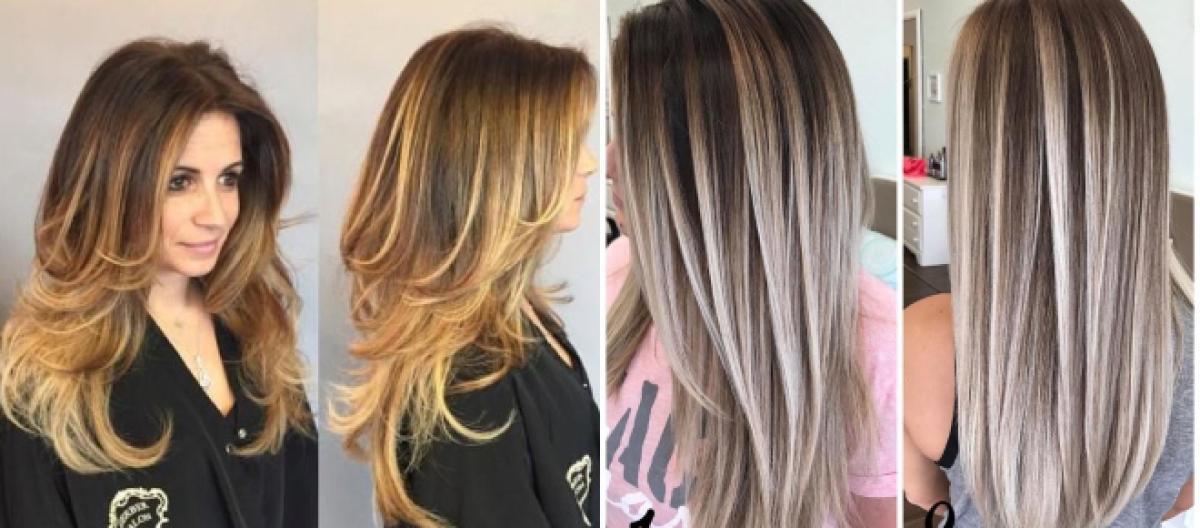Tagli capelli donne lunghi 2018