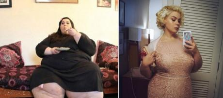 Inspiring Story of 'My 600-LB Life' Star And Her Insane 400-lb   Youtube TLC
