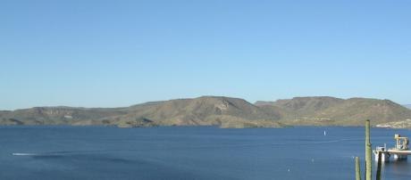 Lake Pleasant - Image from Cathixx via Wikimedia