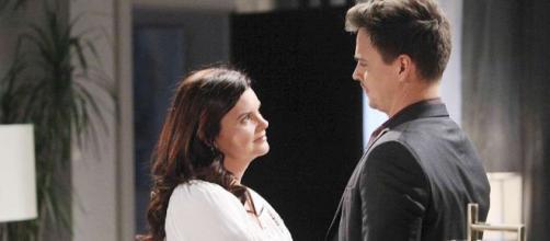 Beautiful anticipazioni: Katie e Wyatt in crisi