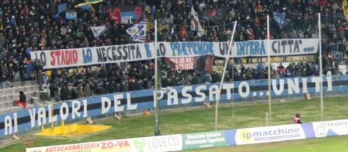 Classifica stadi e tifoserie serie C girone A: vince il Pisa Sporting Club