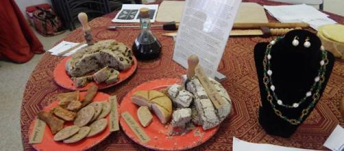 Gastronomía romana en campaña. La receta del 'buccellatum' o galletitas saladas