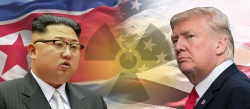 Donald Trump labels North Korea leader Kim Jong Un 'Rocket Man' in ... - sky.com