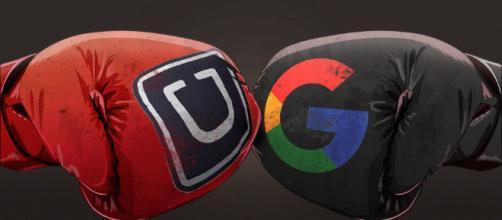 Google. Uber está acusado de robar y usar secretos comerciales