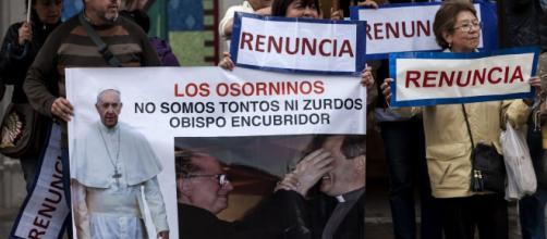 Il Papa era al corrente degli abusi del clero in Cile | retelabuso.org