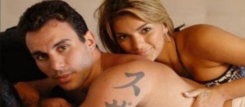 Kelly Key tem bate papo aberto com o marido