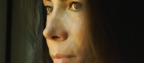 La cantautrice Patrizia Cirulli (foto di Ottaviano Tonti)