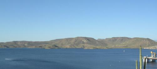 Lake Pleasant - Image from Cathixx via Wikimedia