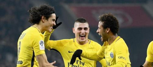 Ligue 1: Paris a assuré à Toulouse