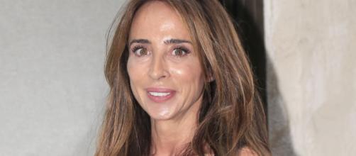 María Patiño, más radiante que nunca.