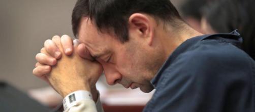 Nassar ya enfrenta una cadena perpetua en la cárcel, por dos condenas.