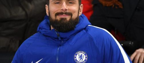 OLIVIER GIROUD y su hermosa barba