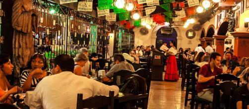 Restaurante en Cancun, México. - com.mx