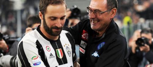 Serie A classifica a confronto di Napoli e Juventus - ilnapolista.it
