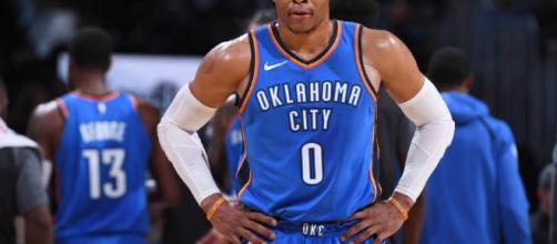 Westbrook cartonne, le Thunder rechute - Sports US - Sports.fr - sports.fr