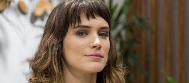 Clara em 'O Outro Lado do Paraíso'. (Foto Reprodução).