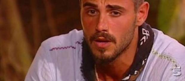 Francesco Monte viene squalificato dall'Isola dei Famosi