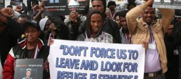 Israel asks African migrants to leave or face imprisonment | The ... - the-star.co.ke