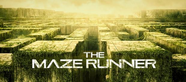 Maze Runner - emaze.com - logo della serie