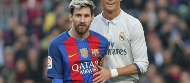 Messi conto a sus amigos sobre lo planeado de CR7
