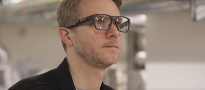 Intel's new smart glasses look like ordinary glasses