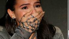 Aos prantos, Marquezine chora e diz para Marina Ruy Barbosa que sairá da novela